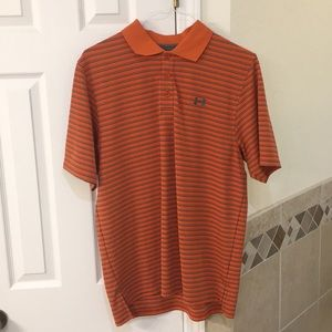 Under Armor large collared shirt